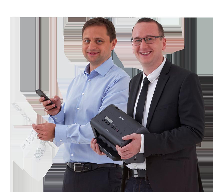 Damian Kempin & Dennis Gerrlich
