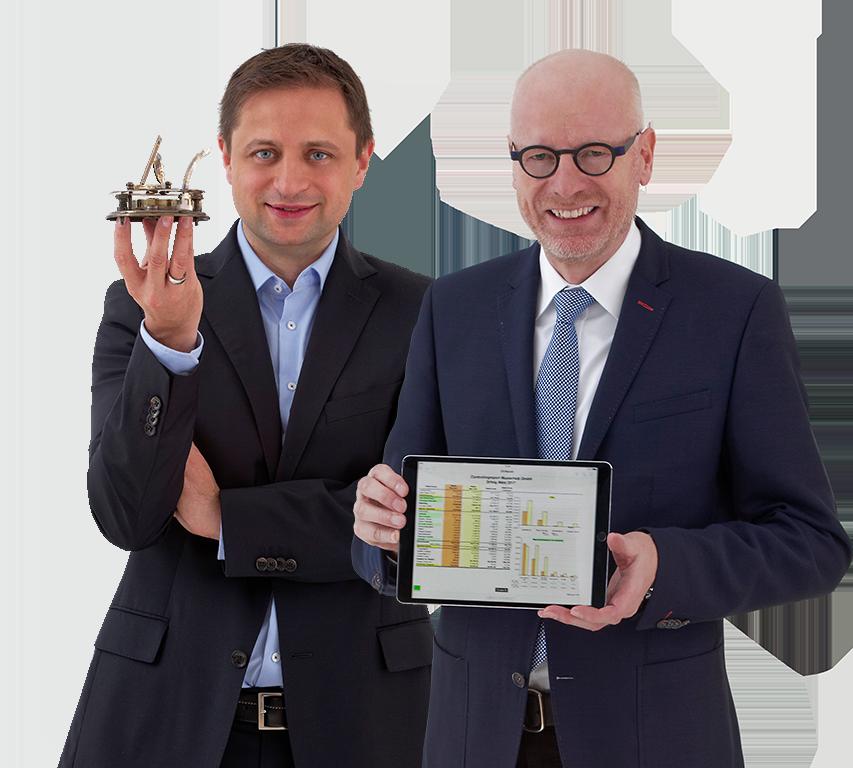 Horst Falke & Damian Kempin
